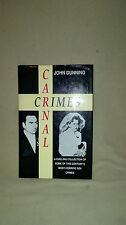 Carnal Crimes by John Dunning Mulberry 1988