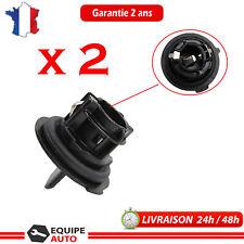 2 Portes ampoules de clignotants à douille pour Citroen & Peugeot = 6215.46