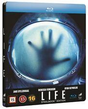 Life Limited Edition Steelbook Blu Ray (Region Free)