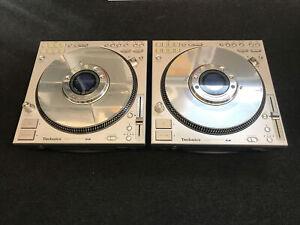 2 x Technics SL-DZ1200 CD Decks Turntables CDJ SL DZ 1200