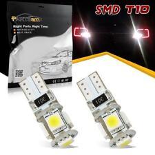 2xError Free 192 Xenon White 5050 SMD Parking Eyelid Light LED for Mercedes Benz