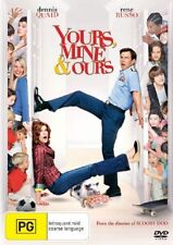 Yours, Mine And Ours (DVD, 2006) VGC Pre-owned (D104)
