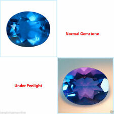 4.04+Cts Mind Blowing Gem - Natural Amazing Blue To Violet Color Change FLOURITE