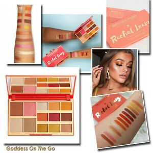 Revolution Eyeshadow Contour Highlight Palette x Rachel Leary Goddess On The Go