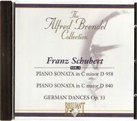Franz Schubert - Alfred Brendel Collection Vol.3 (CD) (1968)