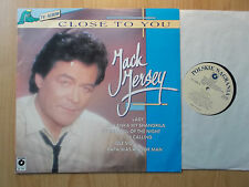 JACK JERSEY  POLAND MUZA  LP: CLOSE TO YOU (NR: SX 2685)