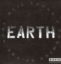 NEIL YOUNG Earth 2 CD 2016 SEALED USA Seller w/ D.R.A.M. & Nico Segal Joe Yankee