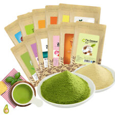 32 Kinds 100g Matcha Tea Chinese Green Tea Powder Scented Tea Powder Mask Powder