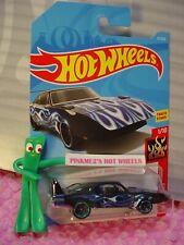 '69 DODGE CHARGER DAYTONA #31✰black;blue✰HW FLAMES✰2019 i Hot Wheels WW CASE C