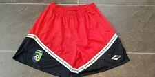 Vtg Umbro Beach Soccer Polyester Mesh Men'S Shorts Made In Usa Sz L