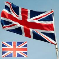3*5FT Large Union Jack Flag Great Britain Fabric Polyester GB