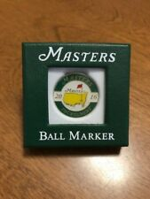 NEW Masters Commemorative Ball Marker - Augusta Tournament ~ NEW Ships Fast