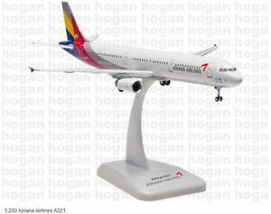 Hogan Wings 0588, Airbus A321, Asiana Airlines, 1:200