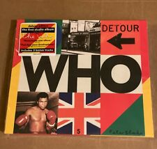 """The Who """"WHO"""" Deluxe CD 2019 +3 bonus tracks Sealed [Pete Townsend Roger Daltrey"""