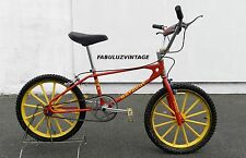 VINTAGE RETRO BMX OLD SCHOOL BATAVUS BIKE 1980's FROM HOLLAND