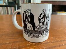 Vintage Edward Gorey Metropolitan Opera Mug