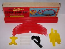 Johnny Lightning Super Loop Set w/Original Box Topper