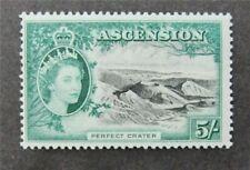 nystamps British Ascension Stamp # 73 Mint Og Nh $40 U4y1462