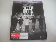 Straight Outta Compton (2015) - JB Hi-Fi Slipcover Blu-Ray | Like-New | Rare