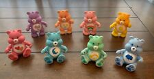 Care Bears 8 Figures Collector Set