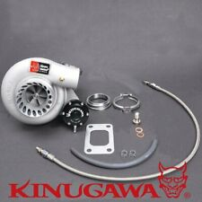 "Kinugawa STS Ball Bearing Turbo 3"" TD05H-20G-6cm Oil Cooling For Nissan TD42 GQ"