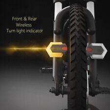 """/""""X5 Smart rechargeable télécommande sans fil vélo lumière avec Turn Signals/"""""""