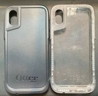 Original OtterBox Pursuit Case For Apple iPhone X & iPhone Xs - Black & Clear -*