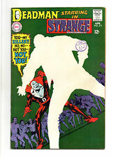 Strange Adventures Vol 1 No 211 Apr 1968 (VFN-)DC, Feat: Deadman, Neal Adams Art