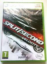 Split/Second Velocity Jeu Xbox 360 Neuf -Sous Blisteur - VF