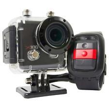 Kaiser Baas X100 Wifi Cámara DVR Deportes De Acción Casco Cam Filmadora Impermeable