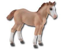 Campolina rouge dun Stallion-TOY HORSE Modèle Par CollectA 88701-neuf avec étiquette