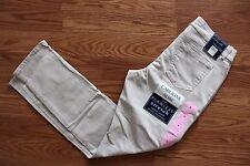 NWT Womens BANDOLINO Caroline Slim Creamstone Slim Leg Jeans Size 18