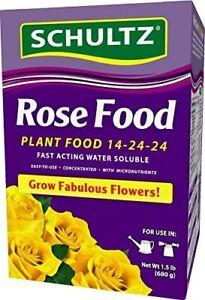 Schultz SPF70220 Rose Food Plant Food 1.5lb