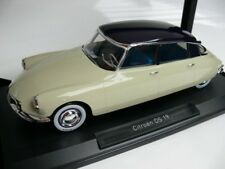 1/18 Norev Citroen DS19 1956 beige Salon de Paris 181565