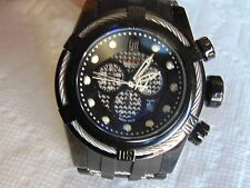 "Invicta Reserve Jason Taylor 'Limited Edition"" 53mm Bolt Zeus Swiss Chrono Watch"