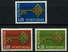 Portugal 1968 SG#1337-9 Europa MH Set Cat £25 #D55683