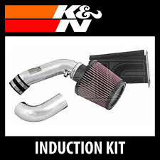 K&N Typhoon Performance Air Induction Kit - 69-2021TP - K and N High Flow Part