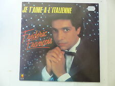 frederic francois je t aime a l italienne 310199
