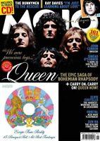 Mojo Magazine November 2020 QUEEN Bohemian Rhapsody + Free CD