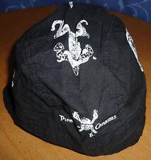 foulard de tête de pirate - bandana pirate des caraïbes