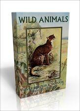 Wild Animals - over 520 public domain pictures on DVD inc. J. Smit, Keulemans
