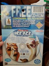 Ice Age Adventure Disc - Diego And Sid - PC GAME - FREE POST