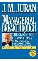 Managerial Breakthrough: The Classic Book on Impro