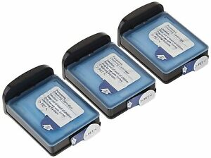 Panasonic Vortex HydraClean Shaving System 3-Pack Cartridges WES 035P NEW Sealed