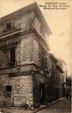 CPA Narbonne Maison des Trois Nourrices (618109)