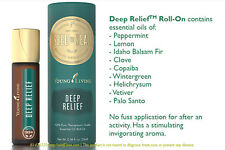 Young Living Essential Oils - Deep Relief Roll On 10ml - NEW & SEALED