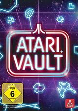 Atari Vault PC über 100 Atari Klassiker auf dem PC Spielen win 7 8 10 in Huelle