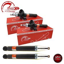 KIT 4 AMMORTIZZATORI SPEED ANT + POST VW GOLF 5 V dal 2003 al 2009 Ø50mm