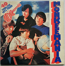 MONKEES Timeless Hits from The Monkees 2LP 1979 OZ Arista VG+/EX