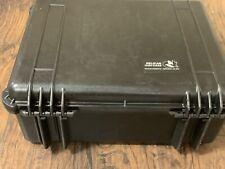 Pelican 1550 Camera Drone Hard Protector Case Black with Foam